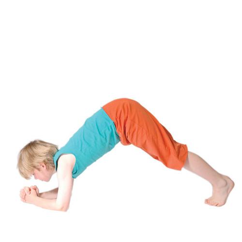 V1 Oscar – 5 yoga poses – mid primary