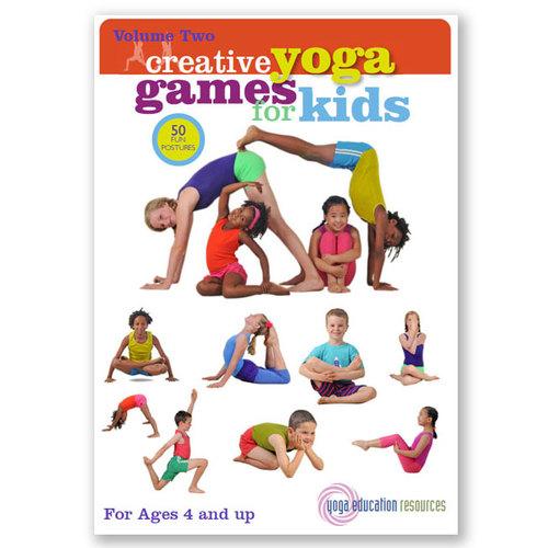Creative Yoga Games For Kids Vol 2 PDF