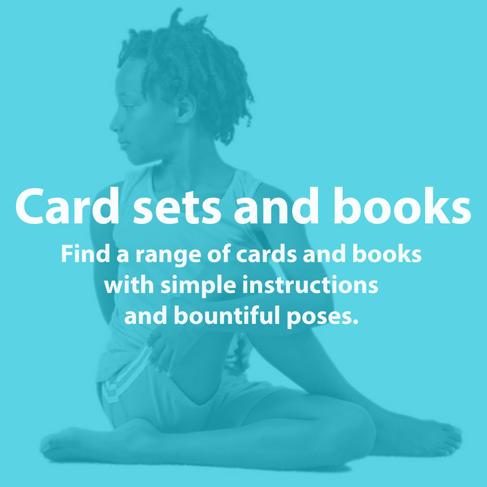 Flick through our delightful range of cards and books with their simple instructions and bountiful poses.
