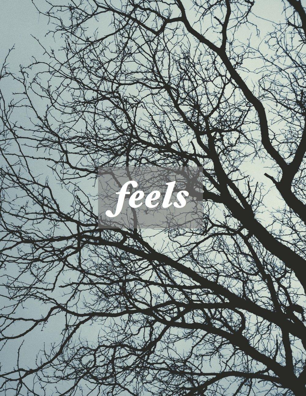 feels - Healing, self-love, interconnectivity.