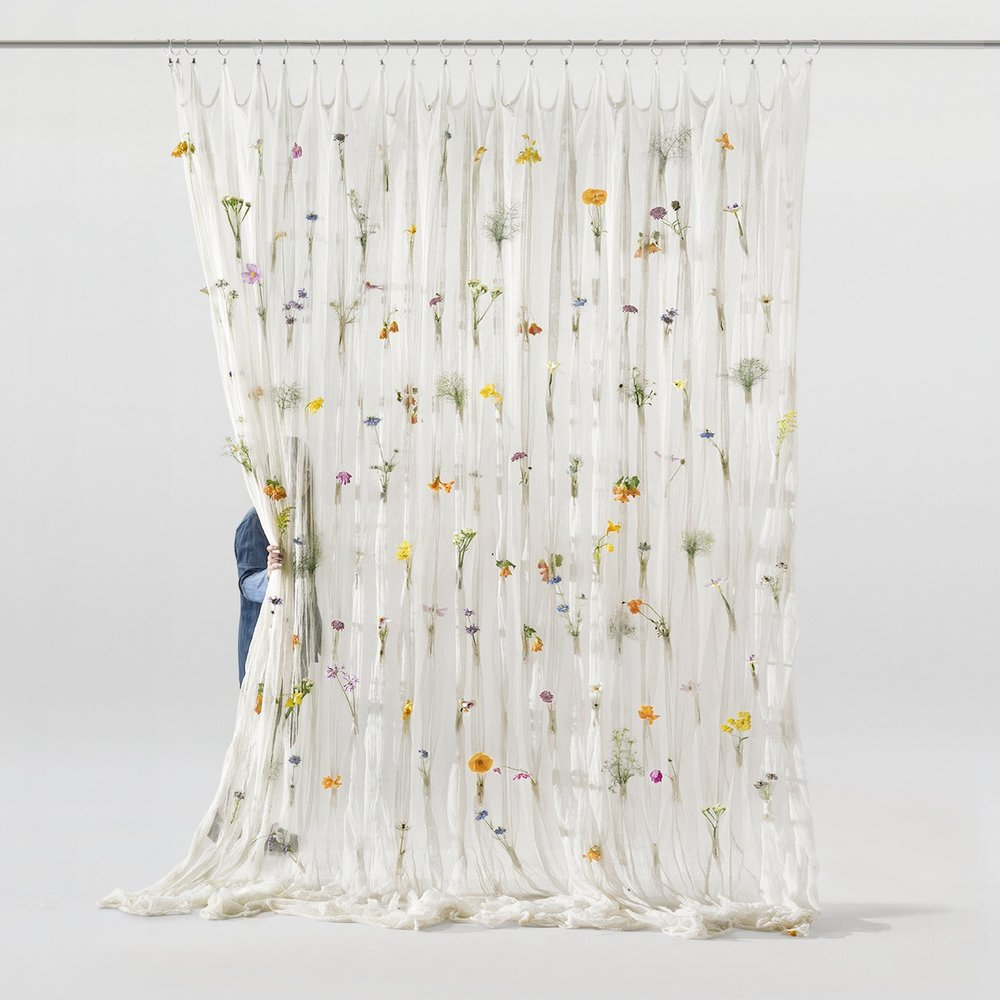 Draped Flowers - $3,800