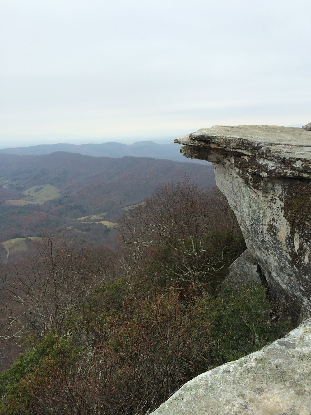 McAfee Knob. Image by Jeff Edwards