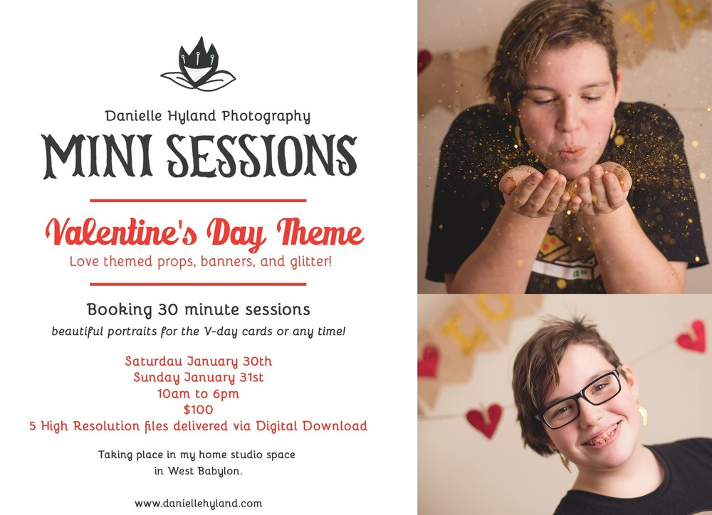valentine's day mini sessions! | long island portrait photographer, Ideas