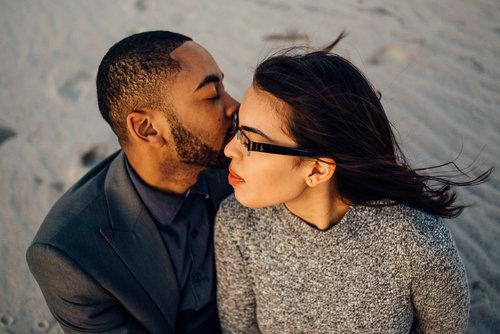 Portraits     Danielle Hyland Photography engagment photographer couples love beach sunset long island