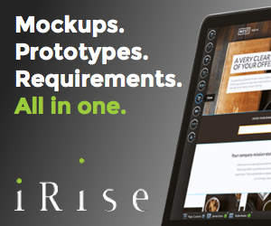Best prototyping & wireframe tool with inline requirements