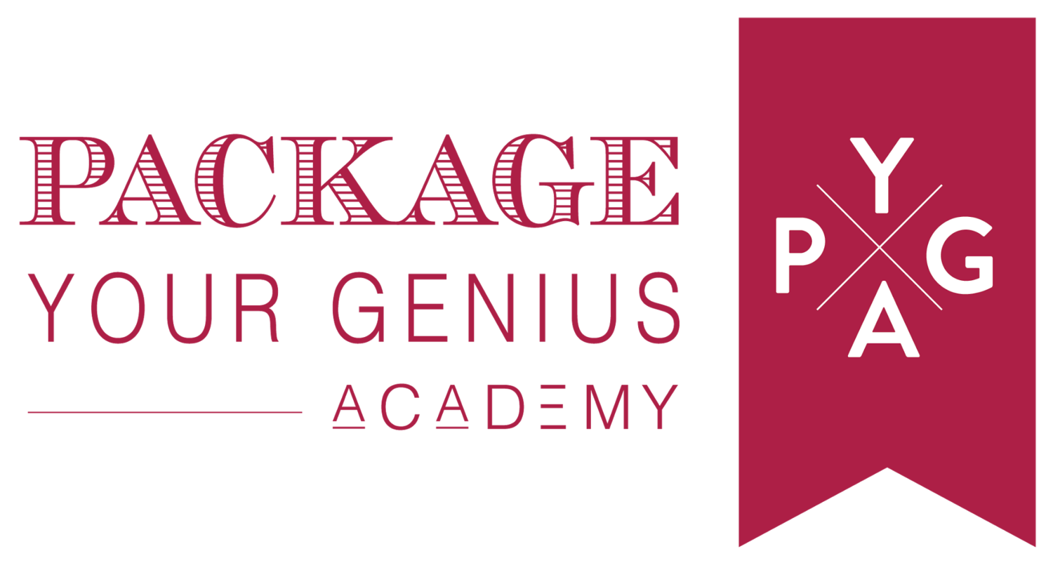 Package Your Genius Academy