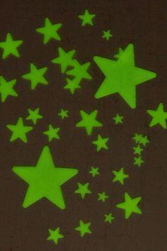 GLOW IN THE DARK STARS