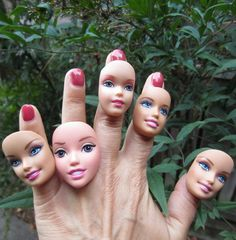 DOLL FACE RINGS