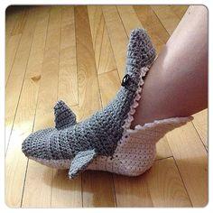 SHARKBITE SLIPPERS
