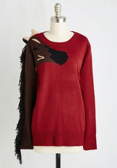 HORSE ARM SWEATER