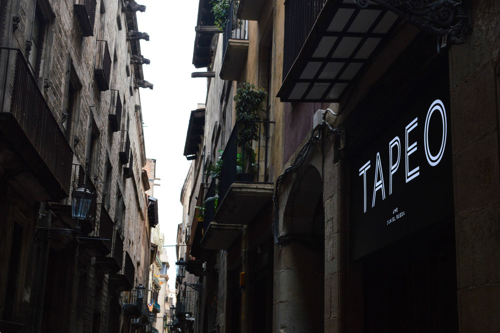 Barcelona, Spain, 2015