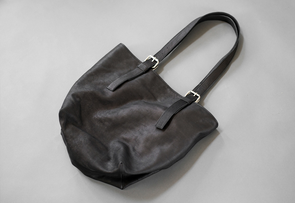 Art. 190 Black Grain Cowhide