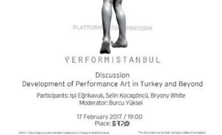 Performance Art in Turkey and Beyond