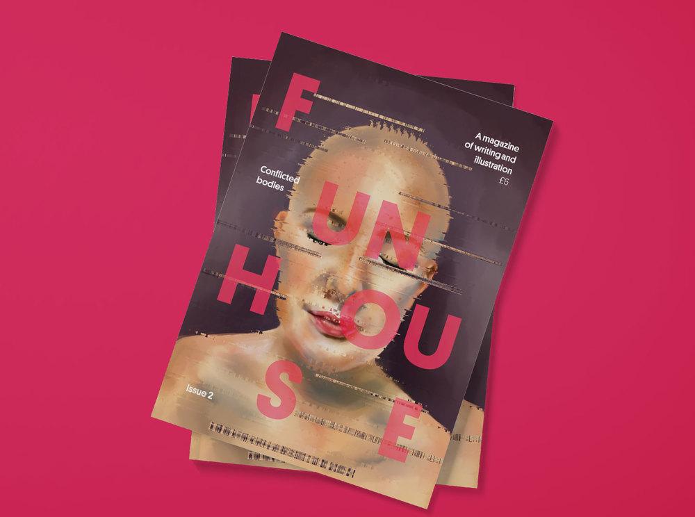 Funhouse Magazine Launch