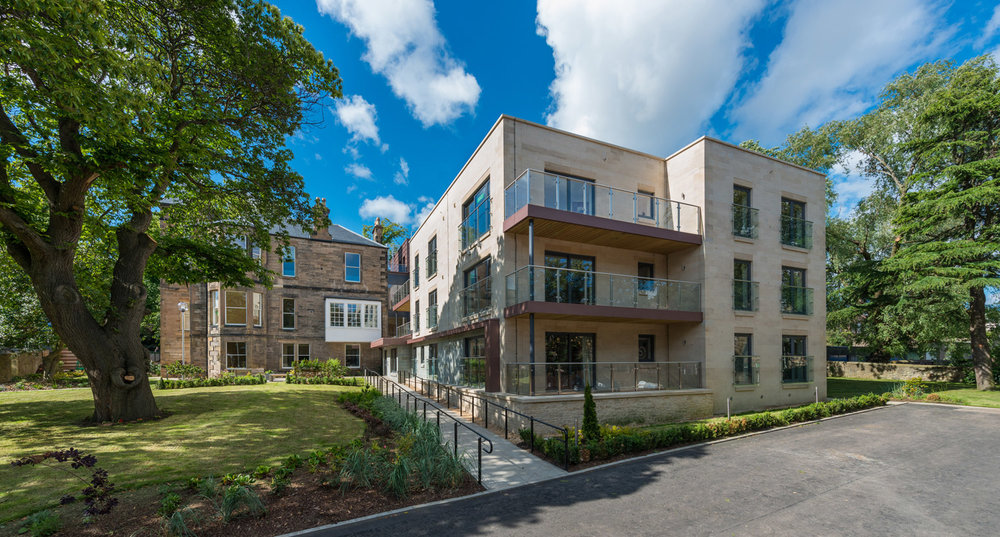 Murrayfield Residential Development