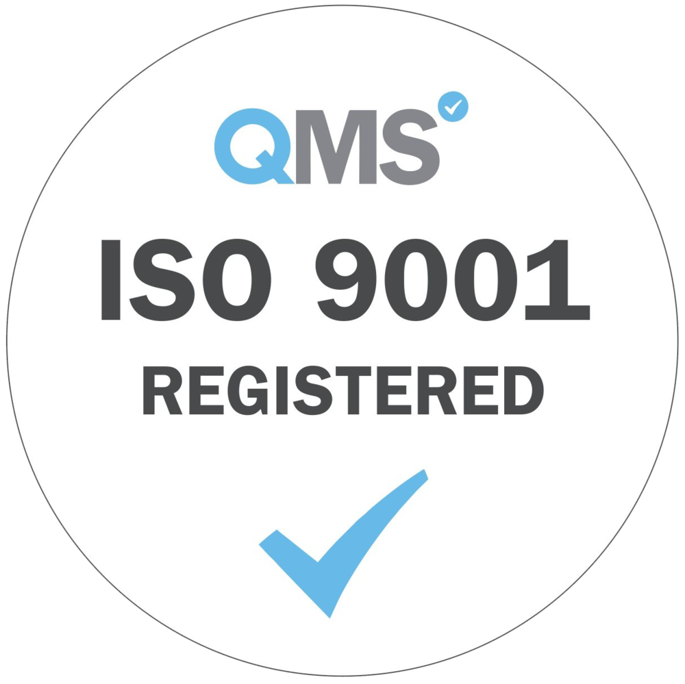 QMS ISO 9001 Badge.png