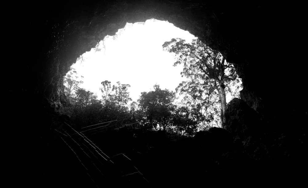 Entrance to Lake Cave, Margaret River Region, Western Australia