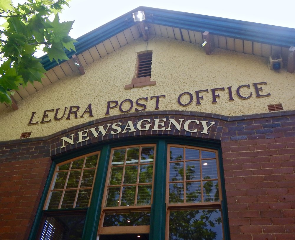 Leura Post Office, Blue Mountains, Central New South Wales