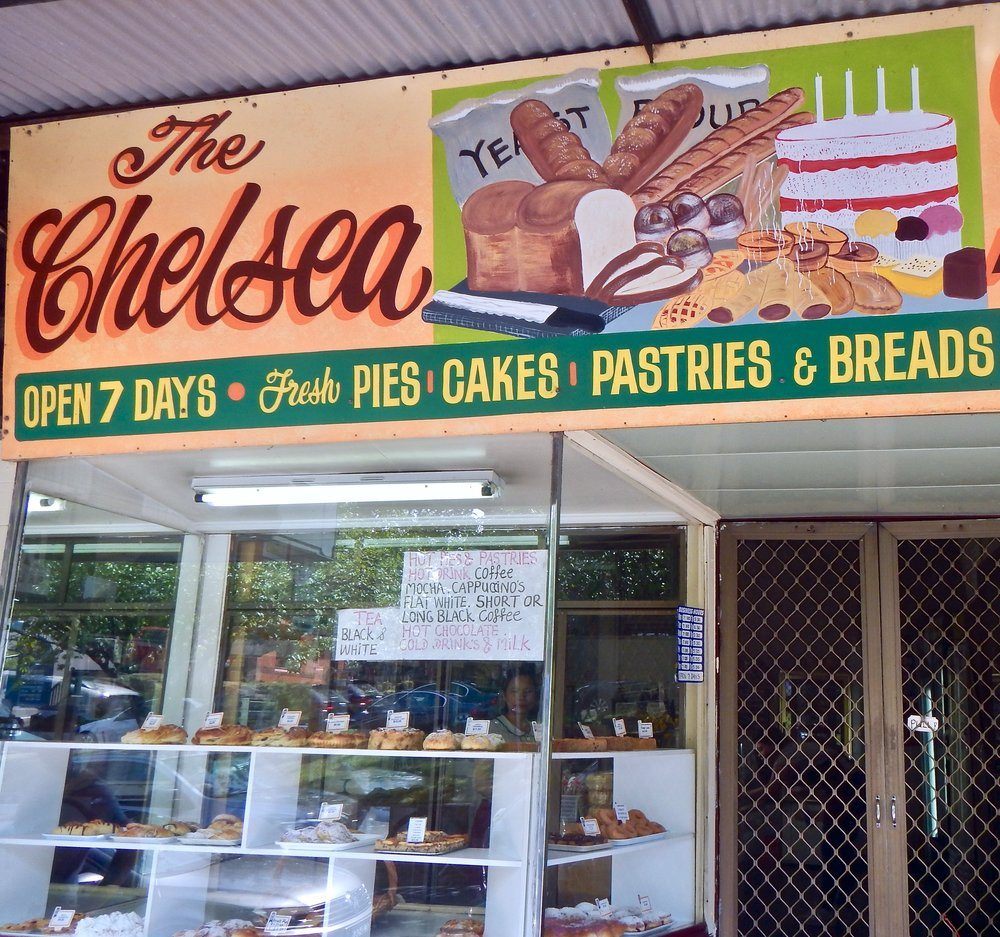The Chelsea, Bakery, Leura, Blue Mountains, Central New South Wales