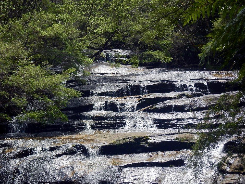 Leura Waterfalls, Blue Mountains