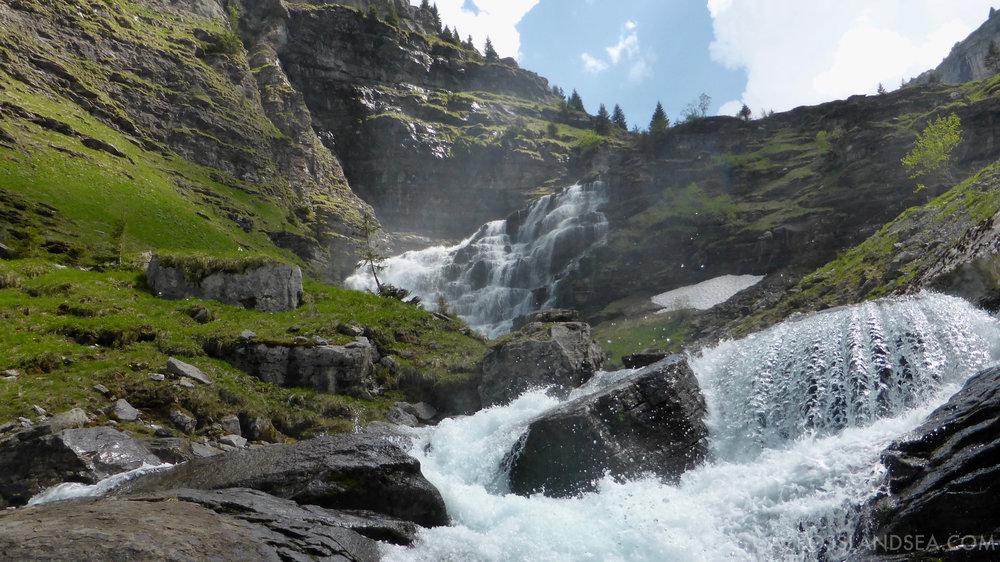 Chalet de Sales hike, near Samoens, French Alps