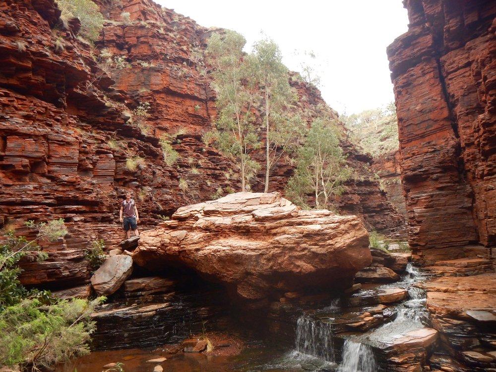 Karijini National Park, Western Australia, @acrosslandsea