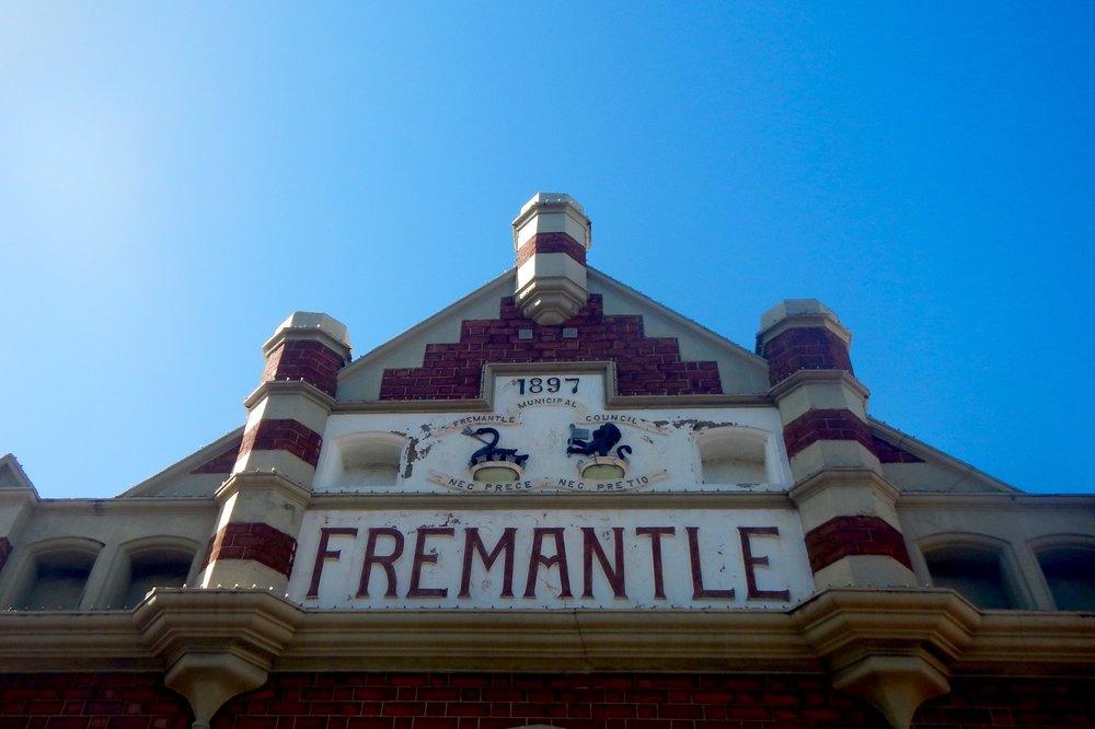 Fremantle, Western Australia, @acrosslandsea