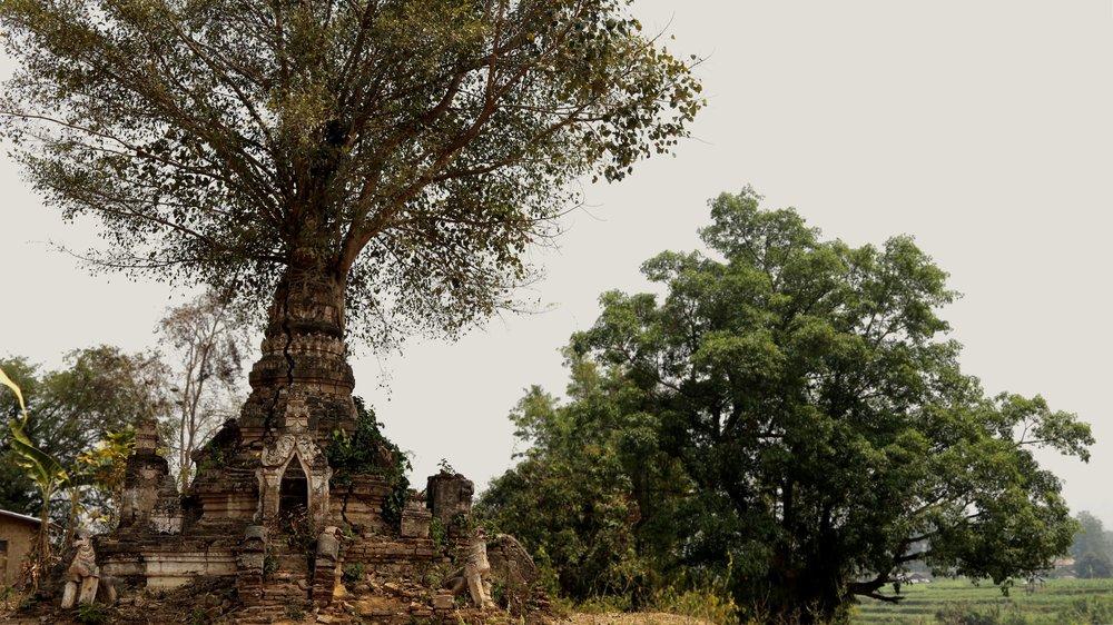 Little Bagan, Hsipaw, Myauk Myo @acrosslandsea