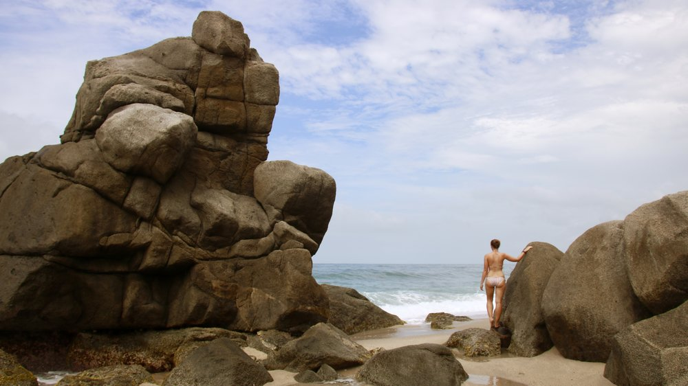 Los Naranjos, Finca Barlovento, Colombia, Across Land & Sea