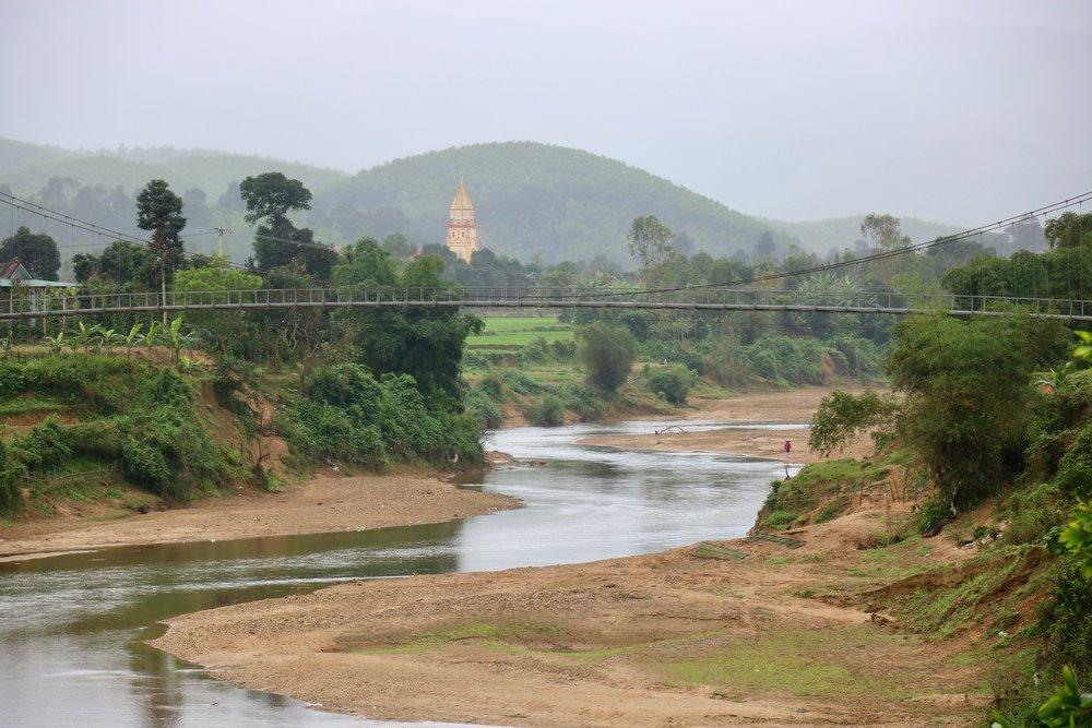 Why I love Phong Nha - river