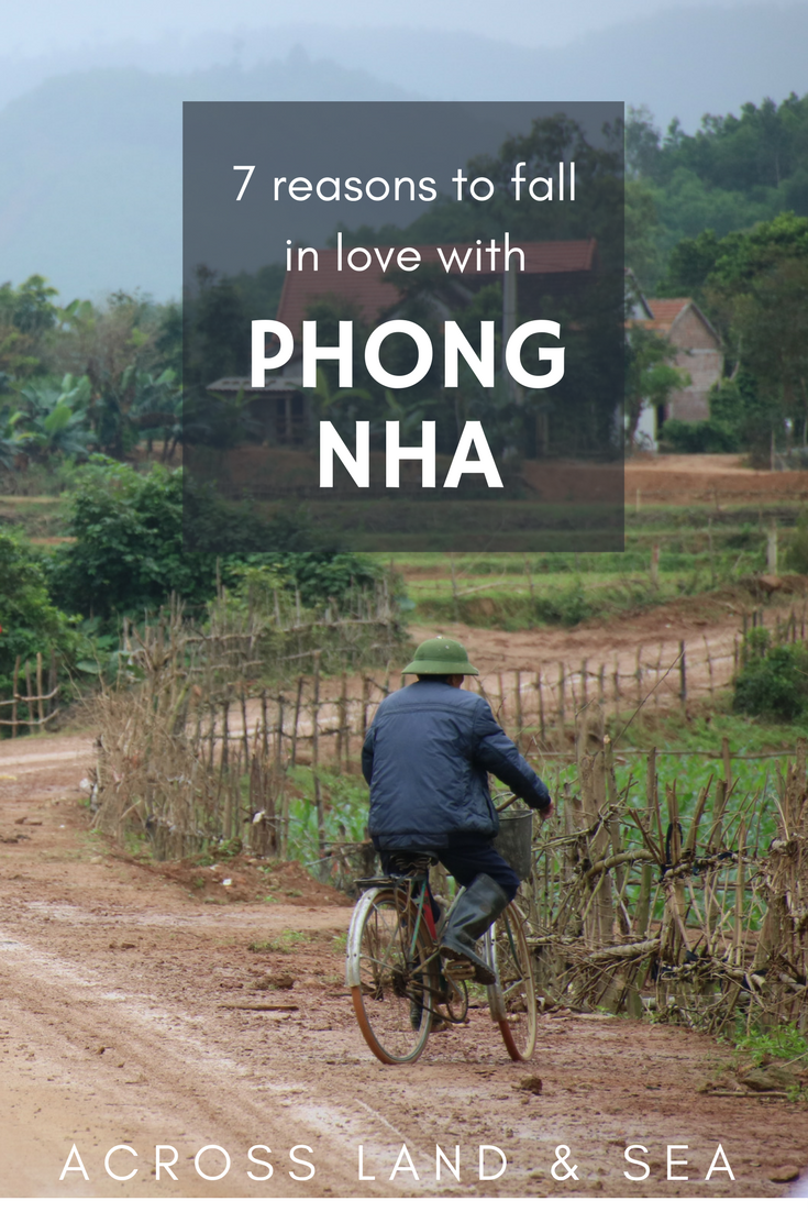 7 REASONS TO FALL IN LOVE WITH PHONG NHA, VIETNAM