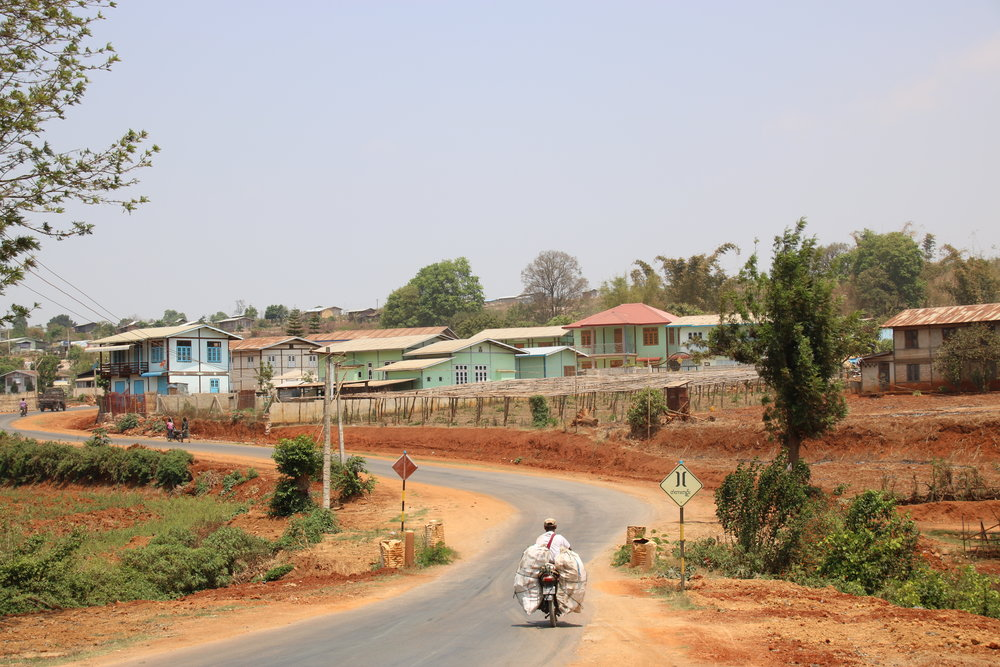 The ultimate guide to Kalaw, Myanmar. Motorbike,