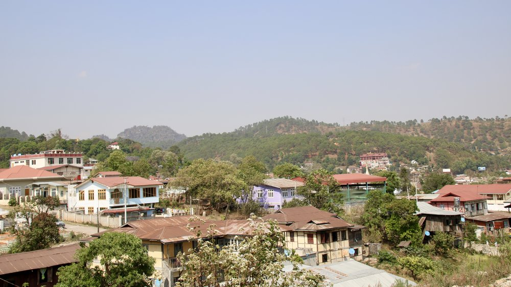 Ultimate guide to Kalaw, Mynamar, walk to New Simple Life