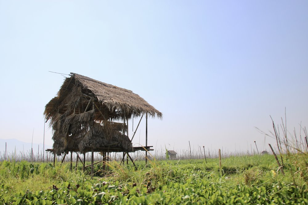 house on stilts, complete guide to nyaungswe