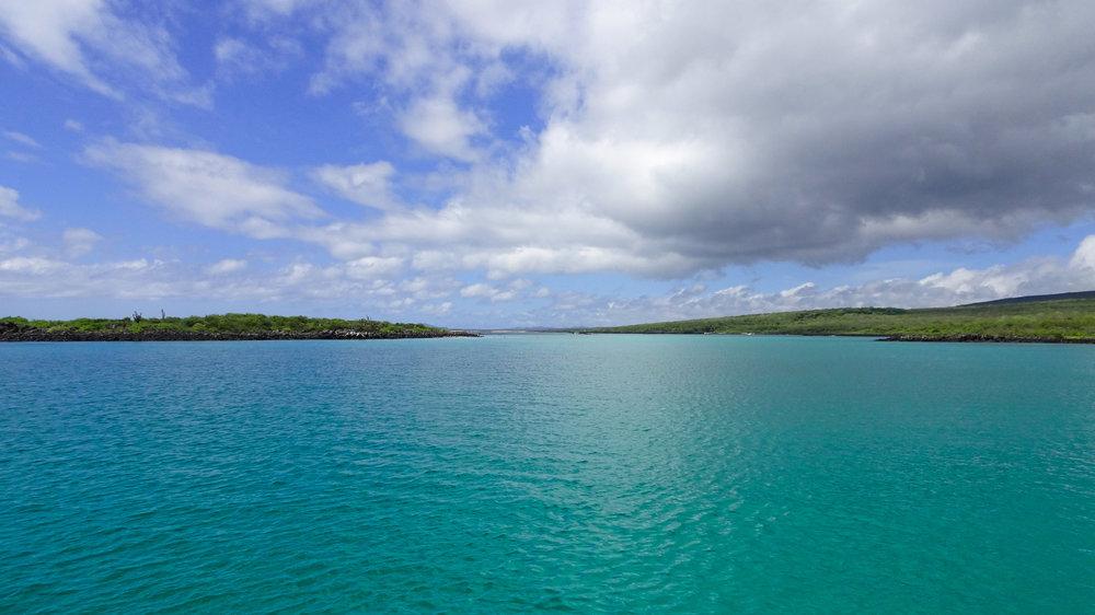 Galapagos Islands. Across Land & Sea