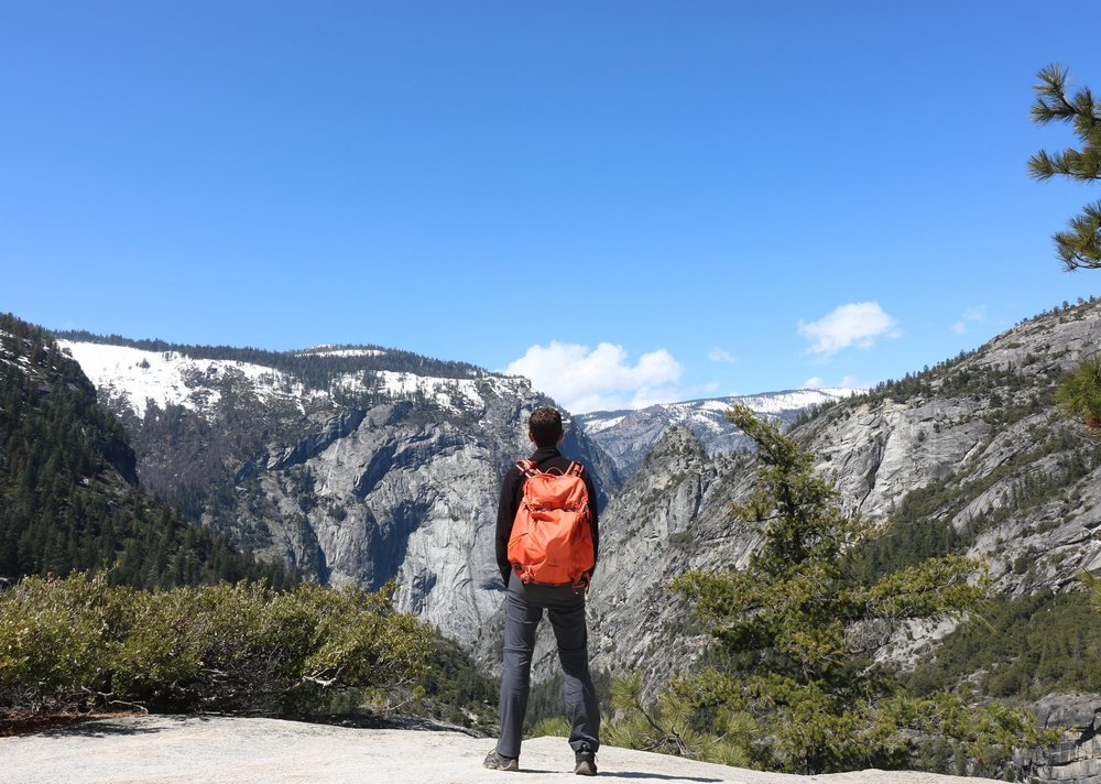 Yosemite National Park, Across Land & Sea