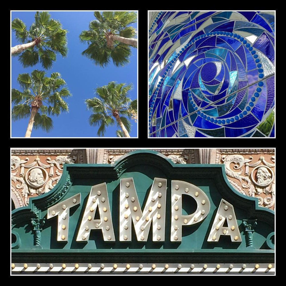 One day in Florida is not nearly enough. #tampa (at Tampa Theatre)