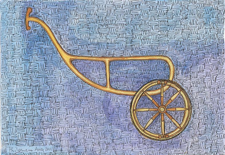 Yellow Chariot 2015