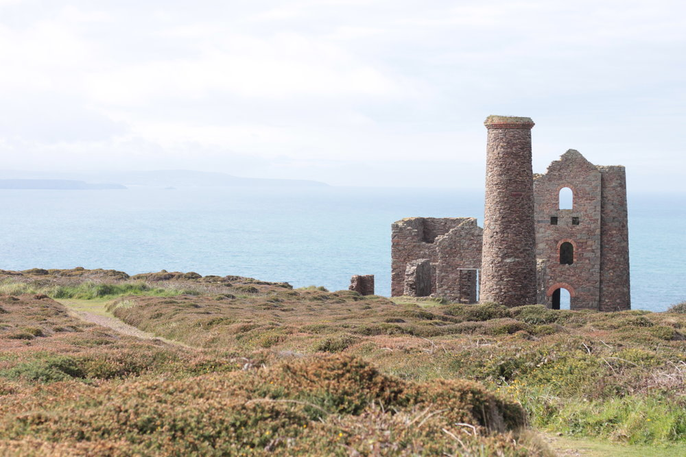 Wheal Coates mine.