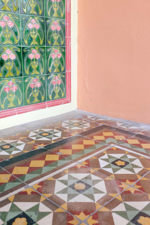 Phuket's Tiles