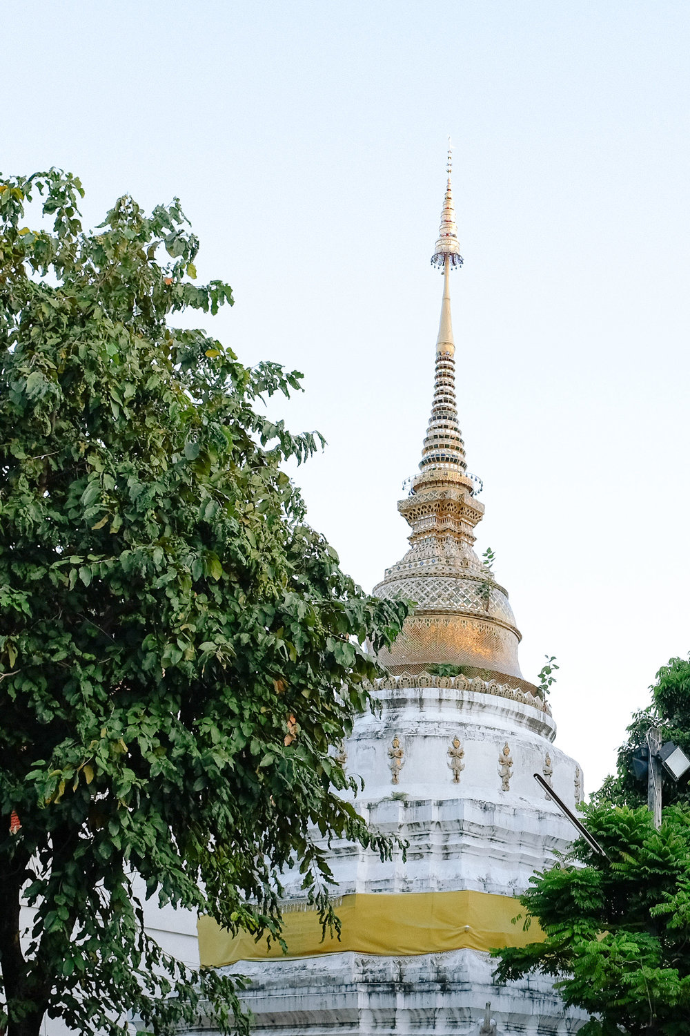 Chedi of Wat Lam Chang