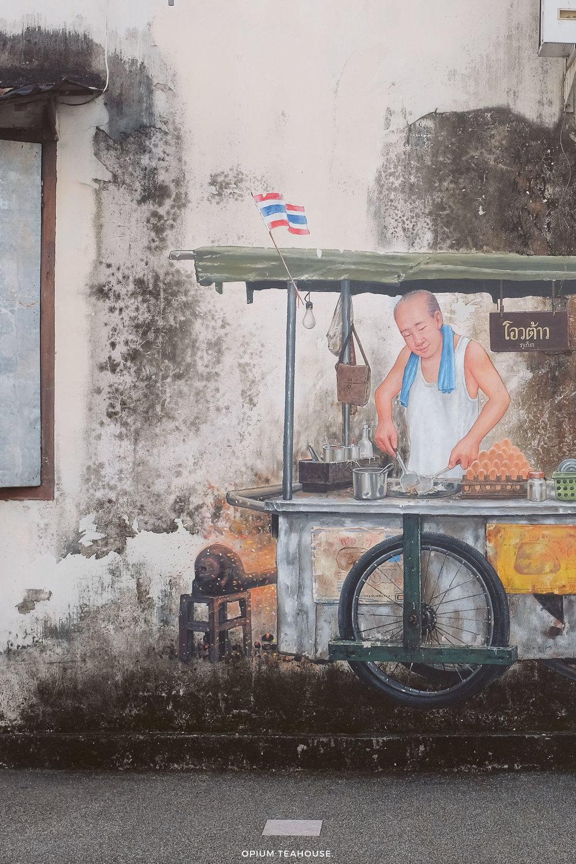 Phuket Street Art