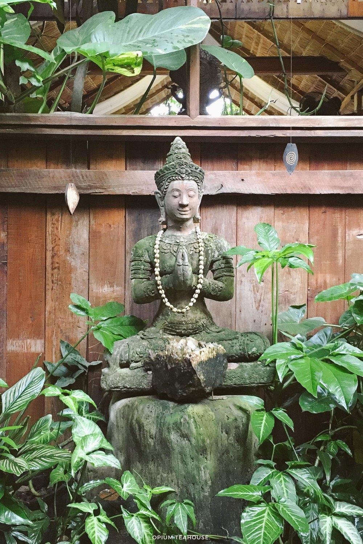 Buddha at Zen Garden, Thailand