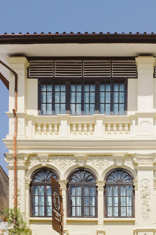 Sino-Portuguese building, Phuket