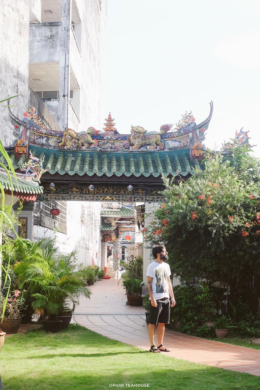 Chinese Temple Phuket