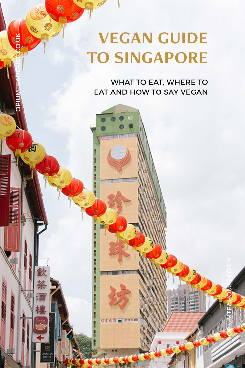 #Vegan Guide to #Singapore — OTH