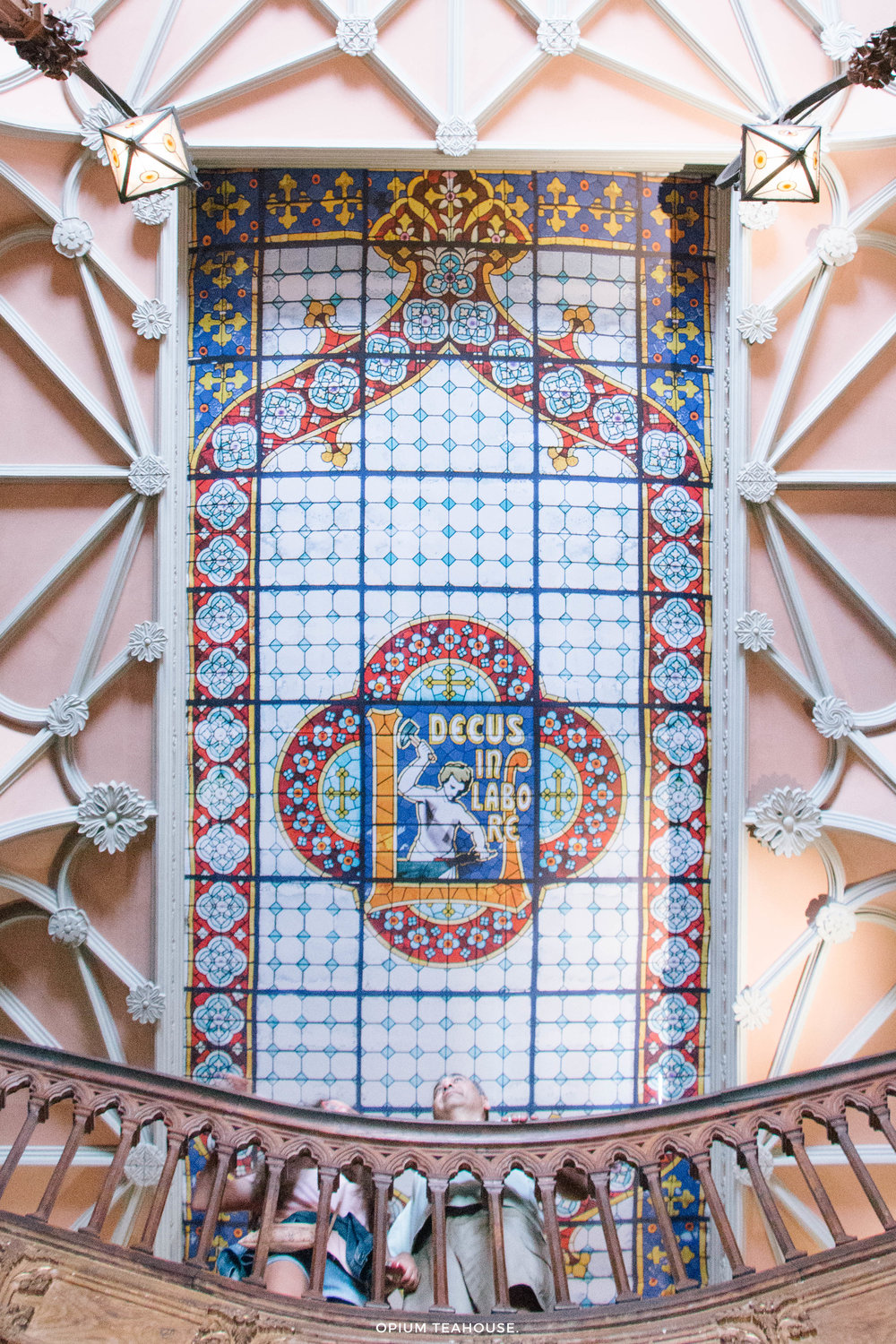 Lello bookstore ceiling — OTH.jpg