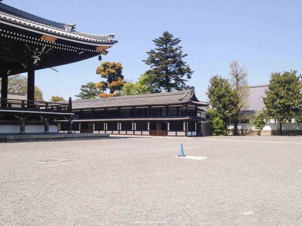 Higashihonganji Temple Kyoto — OTH