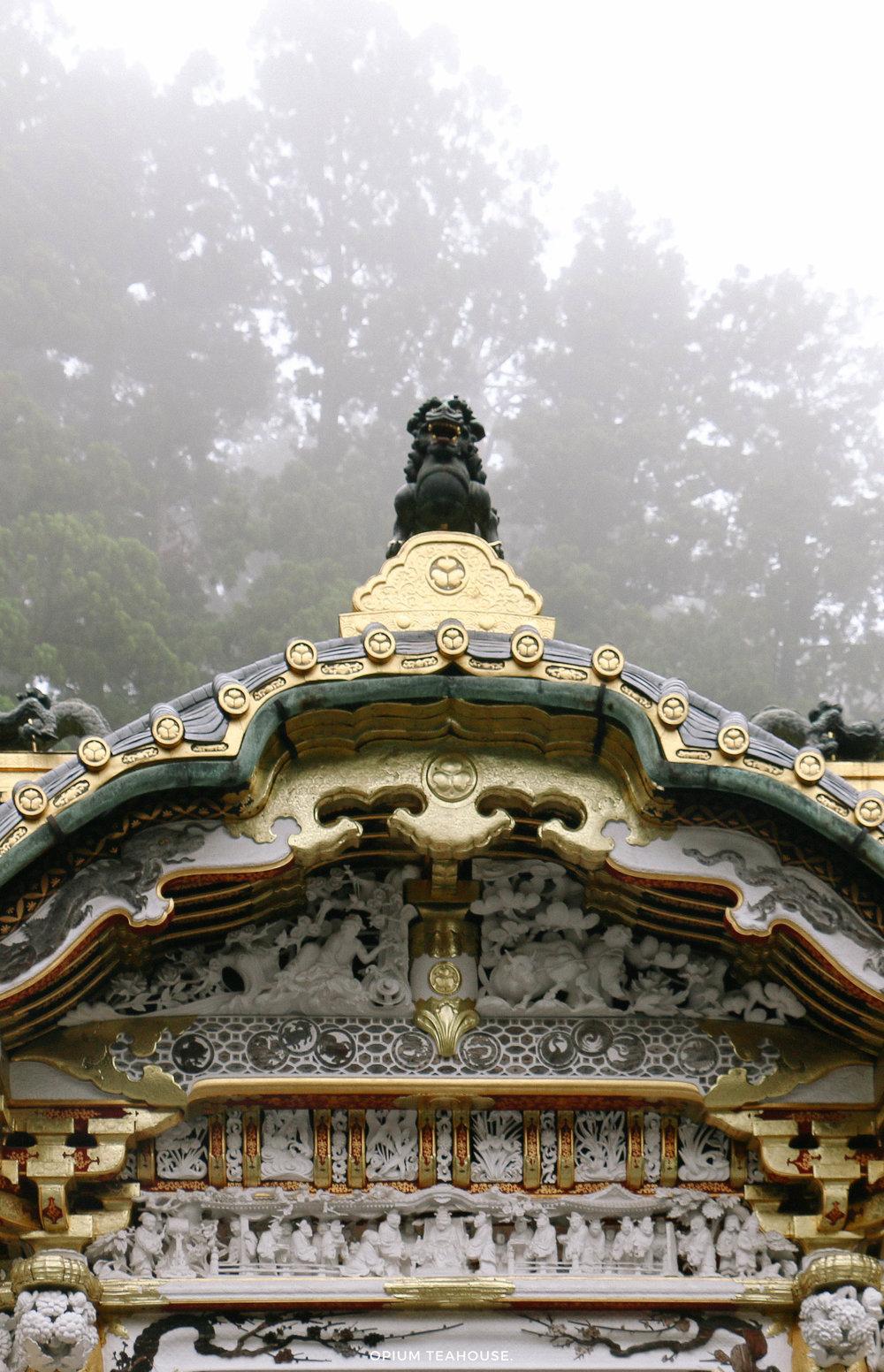 Toshogu Shrine Detail Nikko Japan — OTH.jpg