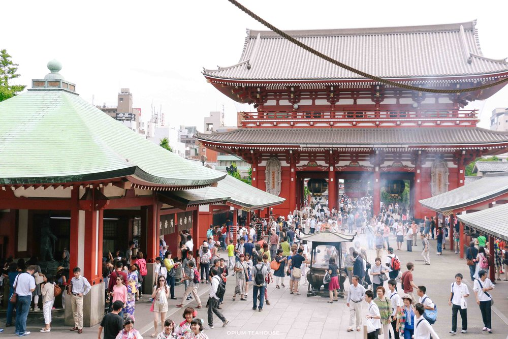Asakusa Shrine Tokyo — OTH